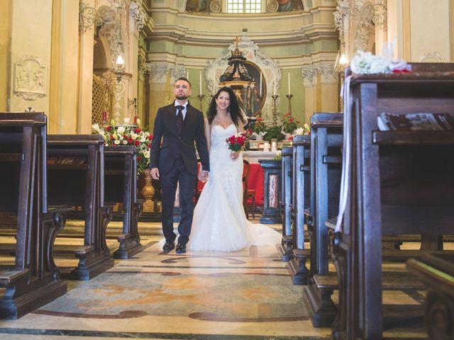 Il matrimonio di Davide e Sarah a Villar Perosa, Torino 35