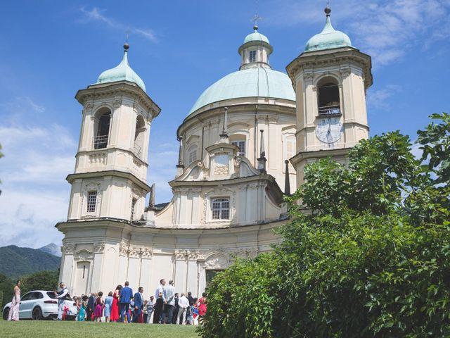 Il matrimonio di Davide e Sarah a Villar Perosa, Torino 38