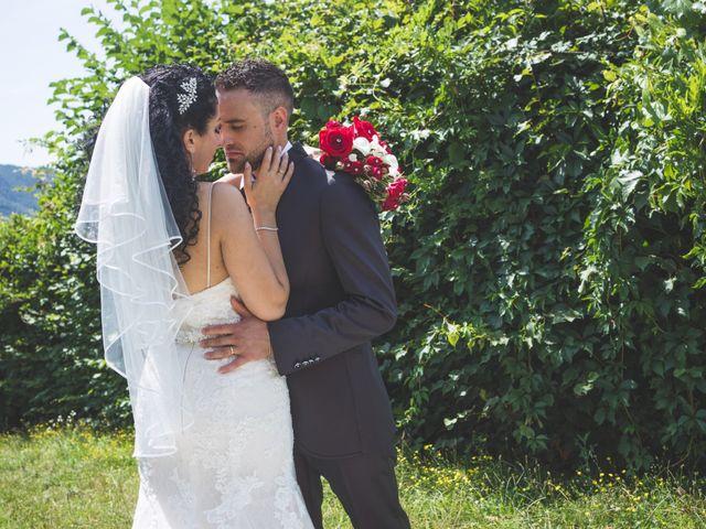 Il matrimonio di Davide e Sarah a Villar Perosa, Torino 39