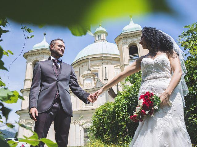 Il matrimonio di Davide e Sarah a Villar Perosa, Torino 40