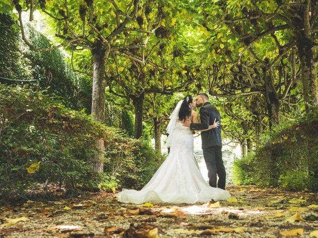 Il matrimonio di Davide e Sarah a Villar Perosa, Torino 45