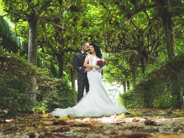 Il matrimonio di Davide e Sarah a Villar Perosa, Torino 46
