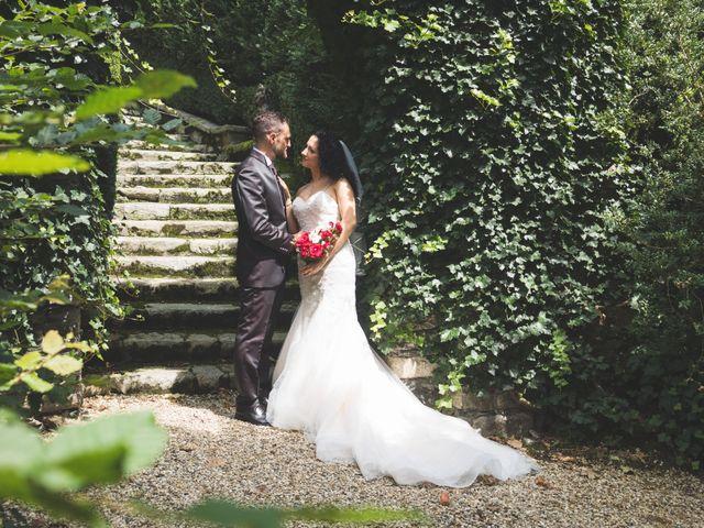Il matrimonio di Davide e Sarah a Villar Perosa, Torino 47