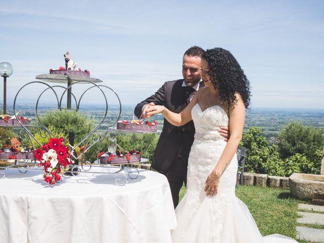 Il matrimonio di Davide e Sarah a Villar Perosa, Torino 50