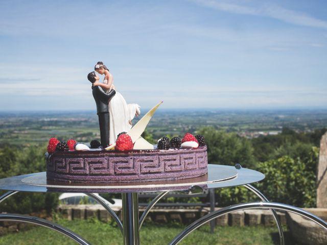 Il matrimonio di Davide e Sarah a Villar Perosa, Torino 52