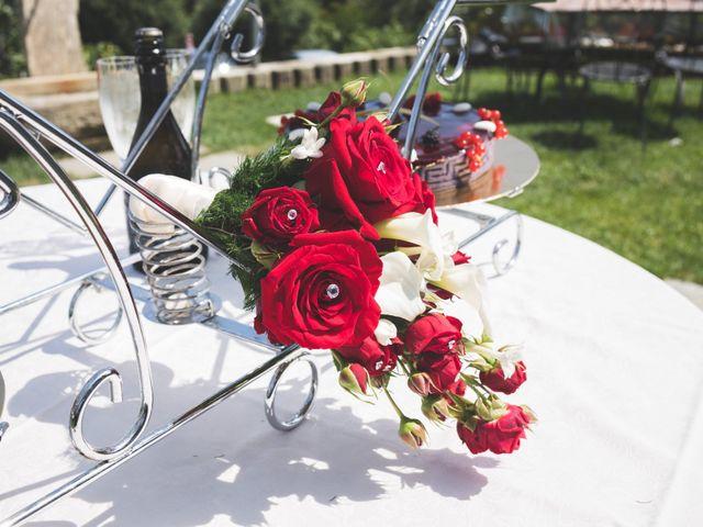 Il matrimonio di Davide e Sarah a Villar Perosa, Torino 53