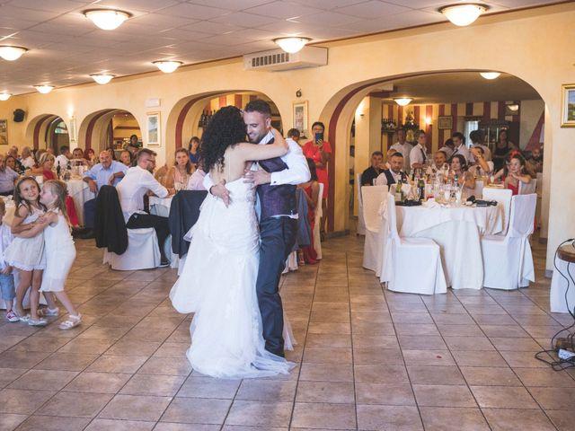 Il matrimonio di Davide e Sarah a Villar Perosa, Torino 54