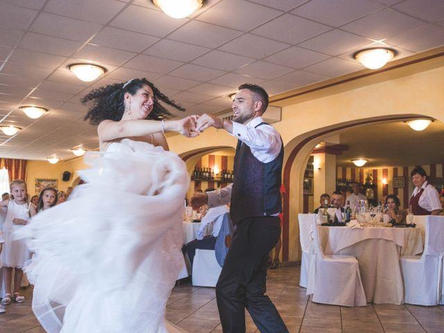 Il matrimonio di Davide e Sarah a Villar Perosa, Torino 55