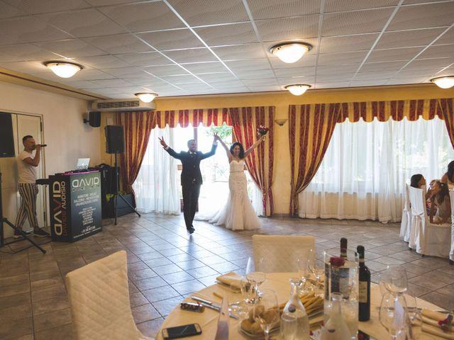 Il matrimonio di Davide e Sarah a Villar Perosa, Torino 61
