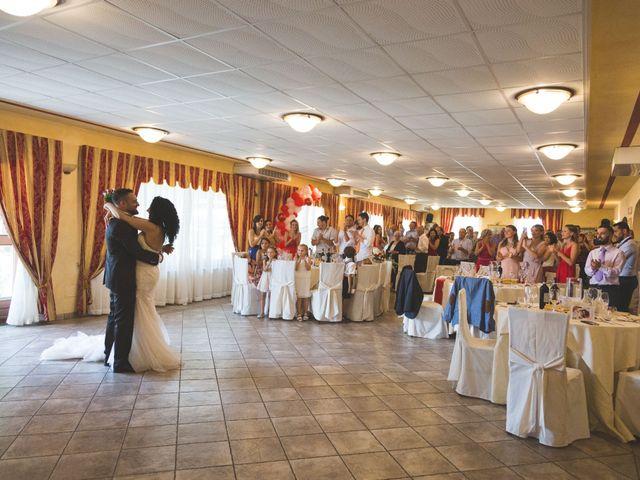 Il matrimonio di Davide e Sarah a Villar Perosa, Torino 62