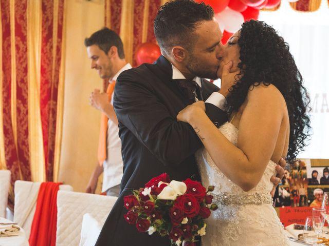 Il matrimonio di Davide e Sarah a Villar Perosa, Torino 63