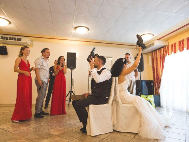 Il matrimonio di Davide e Sarah a Villar Perosa, Torino 64