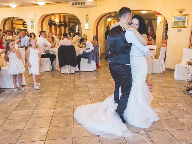 Il matrimonio di Davide e Sarah a Villar Perosa, Torino 65