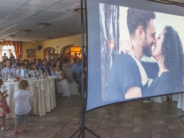 Il matrimonio di Davide e Sarah a Villar Perosa, Torino 68
