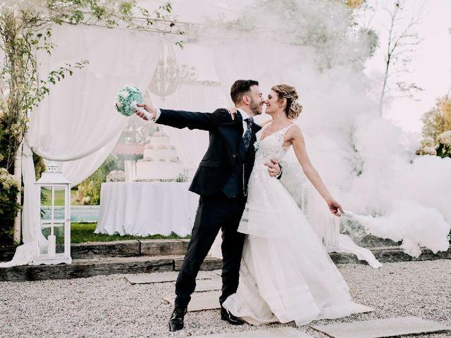 Le nozze di Sveva e Mauro