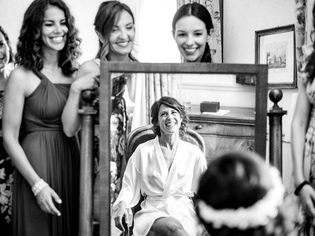 Il matrimonio di Claudio e Valentina a Cantalupa, Torino 11