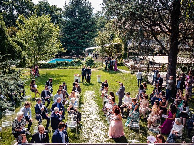 Il matrimonio di Claudio e Valentina a Cantalupa, Torino 15