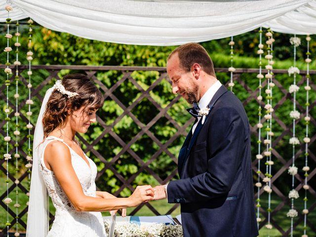 Il matrimonio di Claudio e Valentina a Cantalupa, Torino 20