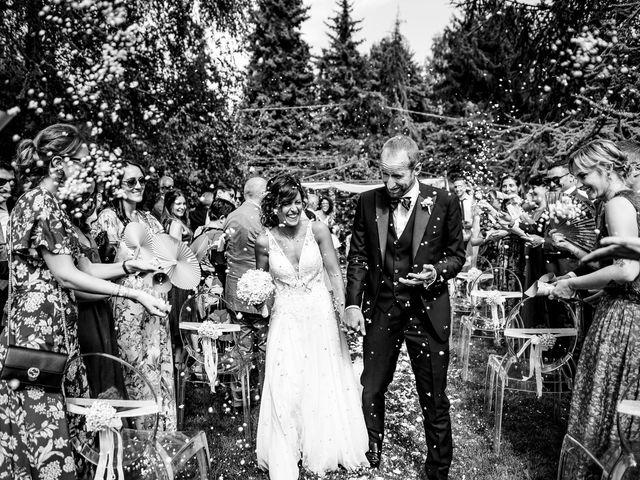 Le nozze di Valentina e Claudio