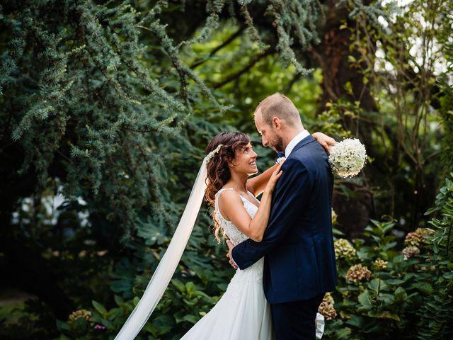 Il matrimonio di Claudio e Valentina a Cantalupa, Torino 22