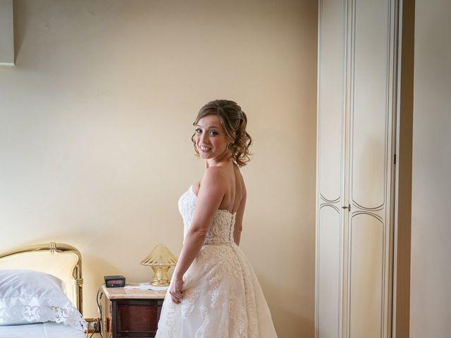 Il matrimonio di Rosaria e Diego a Avigliano, Potenza 5