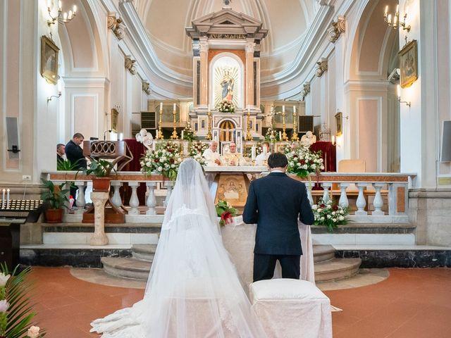 Il matrimonio di Rosaria e Diego a Avigliano, Potenza 8
