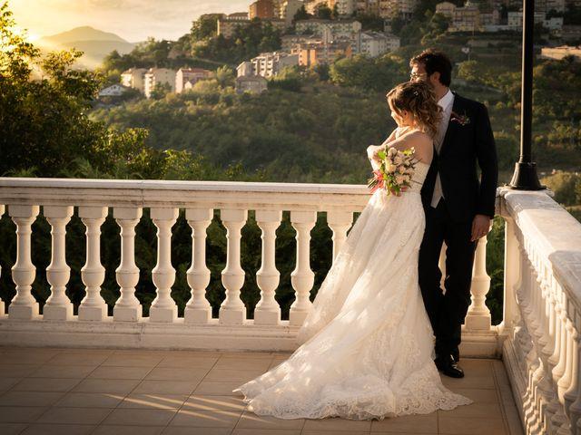 Il matrimonio di Rosaria e Diego a Avigliano, Potenza 11