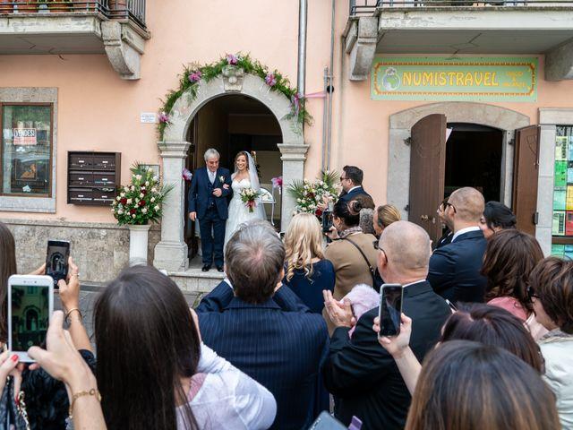 Il matrimonio di Rosaria e Diego a Avigliano, Potenza 14
