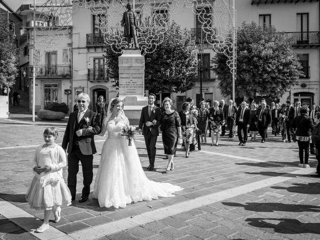 Il matrimonio di Rosaria e Diego a Avigliano, Potenza 15