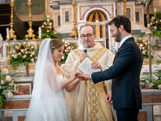 Il matrimonio di Rosaria e Diego a Avigliano, Potenza 17