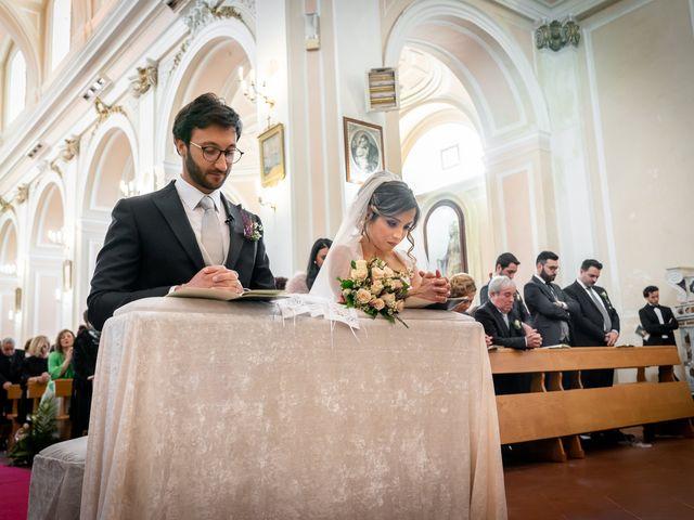 Il matrimonio di Rosaria e Diego a Avigliano, Potenza 18