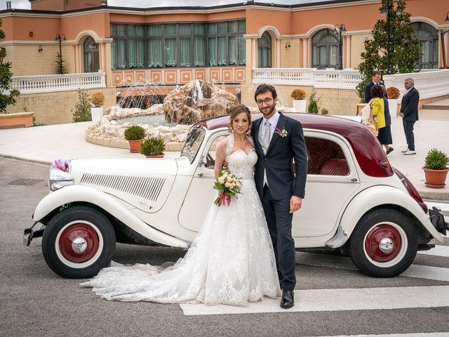 Il matrimonio di Rosaria e Diego a Avigliano, Potenza 20