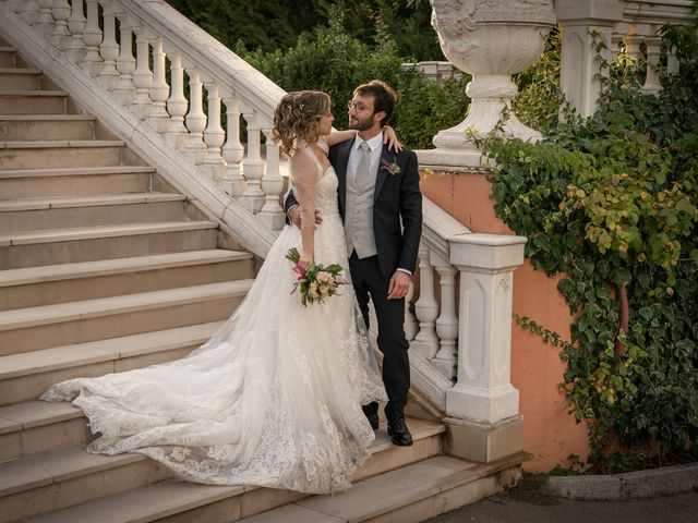 Il matrimonio di Rosaria e Diego a Avigliano, Potenza 21