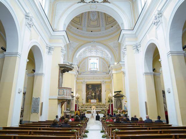 Il matrimonio di Antonio e Sonia a Pozzuoli, Napoli 16