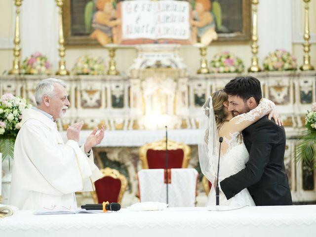 Il matrimonio di Antonio e Sonia a Pozzuoli, Napoli 18