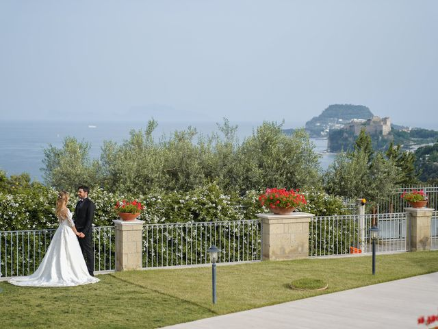 Il matrimonio di Antonio e Sonia a Pozzuoli, Napoli 1