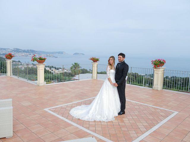 Il matrimonio di Antonio e Sonia a Pozzuoli, Napoli 40