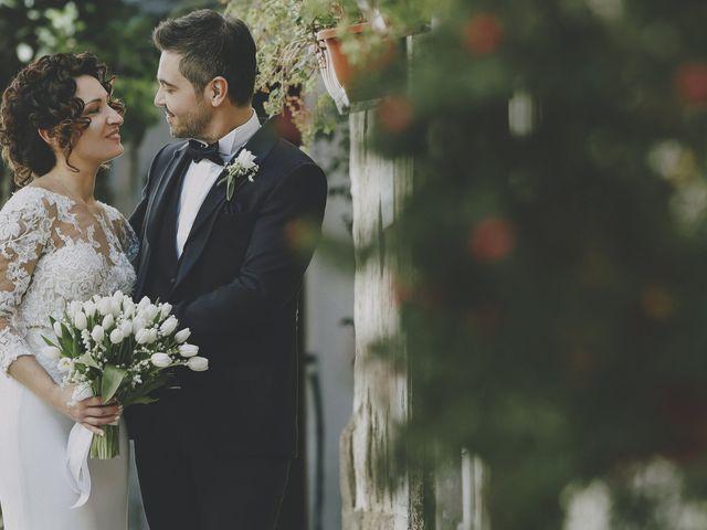 Le nozze di Stefania e Franceco