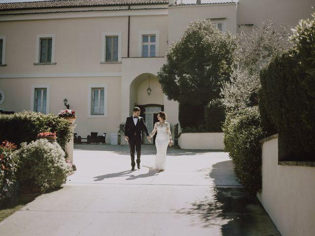 Il matrimonio di Franceco e Stefania a Caserta, Caserta 46