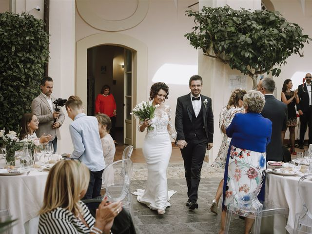 Il matrimonio di Franceco e Stefania a Caserta, Caserta 55