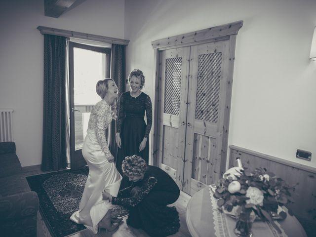 Il matrimonio di Alexander e Emelie a Pinzolo, Trento 24