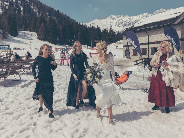 Il matrimonio di Alexander e Emelie a Pinzolo, Trento 29