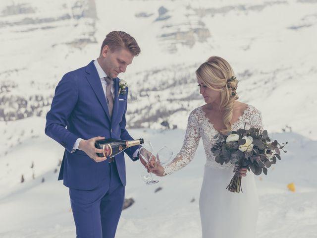 Il matrimonio di Alexander e Emelie a Pinzolo, Trento 38
