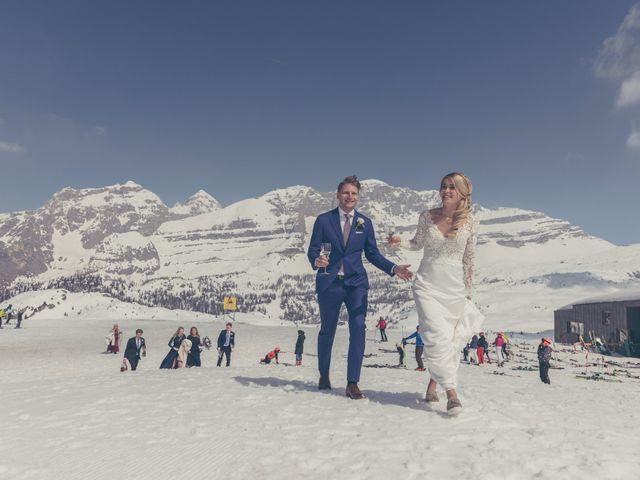 Il matrimonio di Alexander e Emelie a Pinzolo, Trento 42