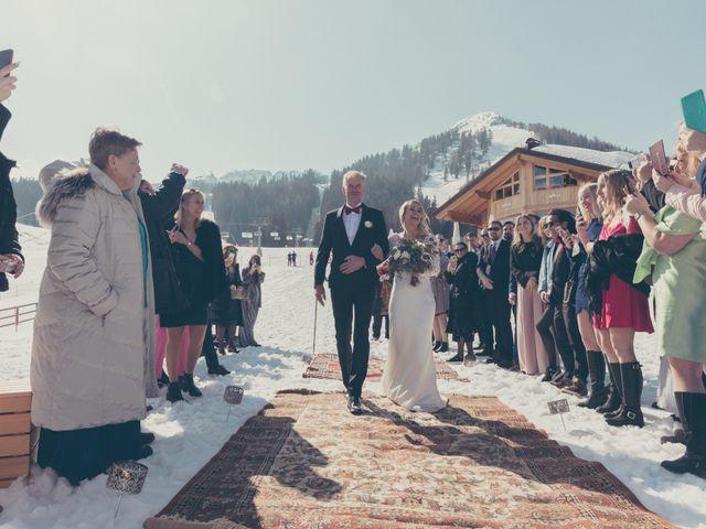 Il matrimonio di Alexander e Emelie a Pinzolo, Trento 52