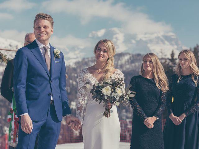 Il matrimonio di Alexander e Emelie a Pinzolo, Trento 55