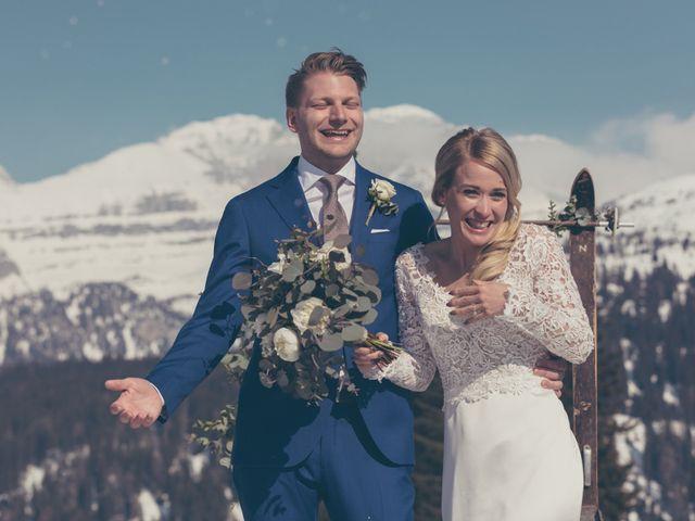 Il matrimonio di Alexander e Emelie a Pinzolo, Trento 59