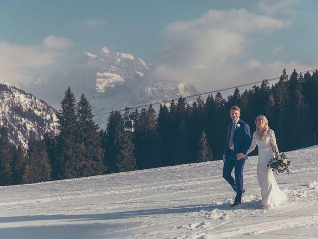 Il matrimonio di Alexander e Emelie a Pinzolo, Trento 65