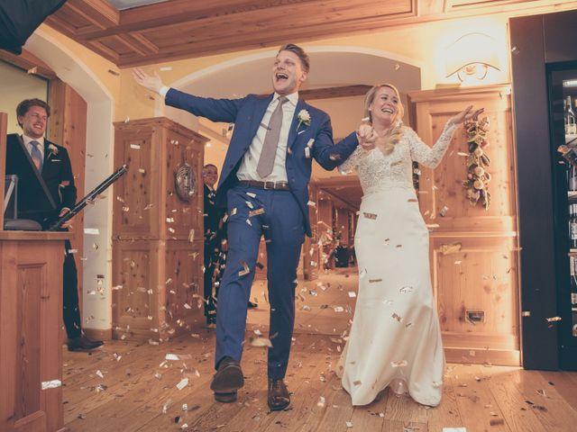Il matrimonio di Alexander e Emelie a Pinzolo, Trento 72