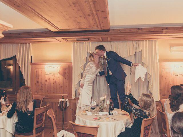 Il matrimonio di Alexander e Emelie a Pinzolo, Trento 76